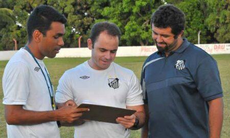 Comissão técnica do Santos planeja a estreia